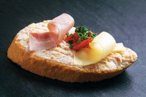 Schinken-Käse-Aufstrich