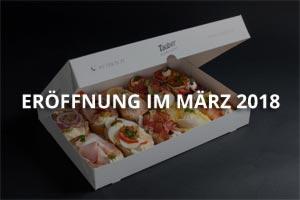 Tauber in der SCN. Eröffnung im März 2018