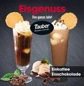 Eis (Kaffee) Zeit bei Tauber