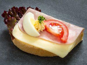 Schinke & Käse